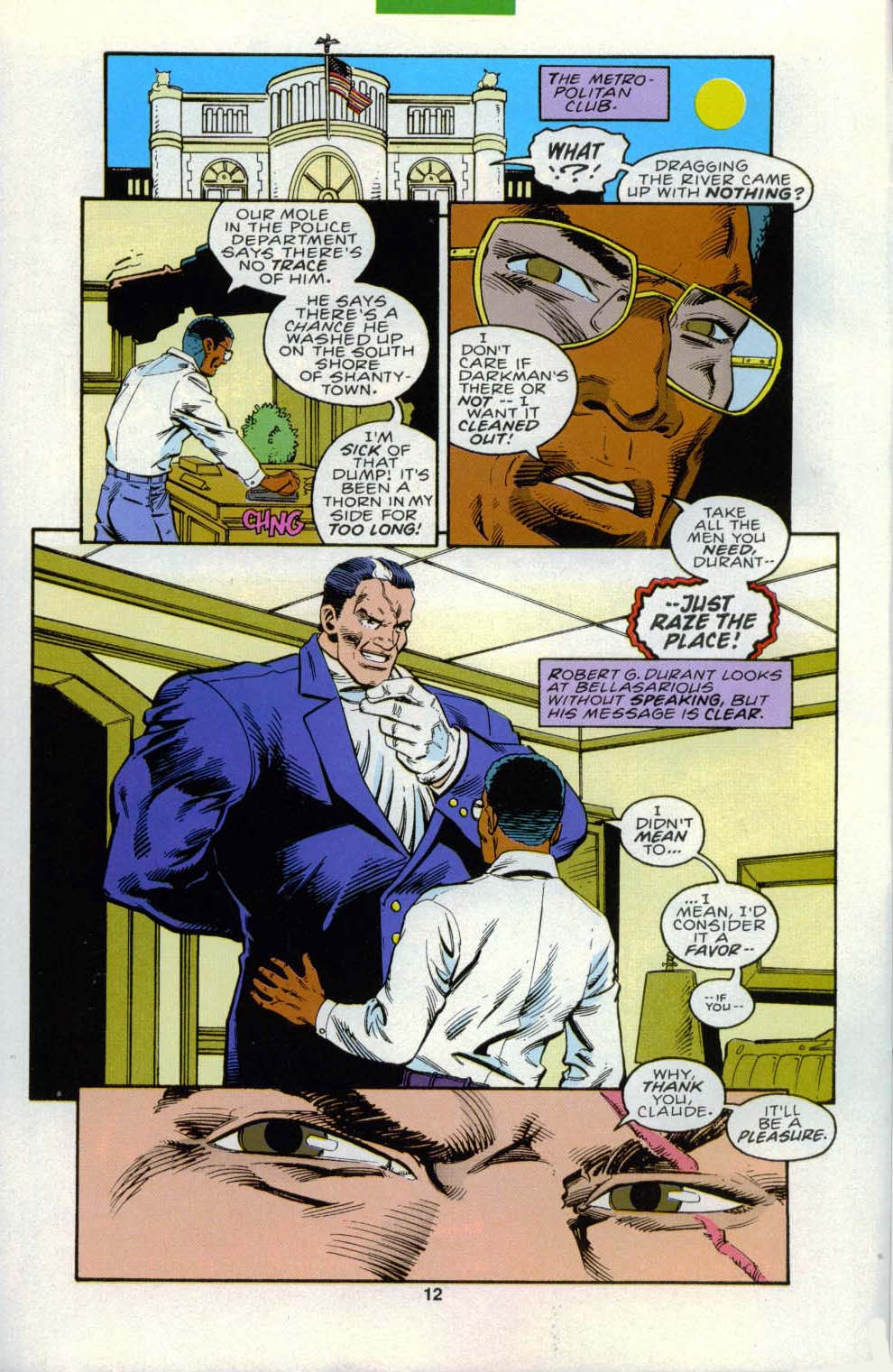 Darkman (1993) #6 #6 - English 7