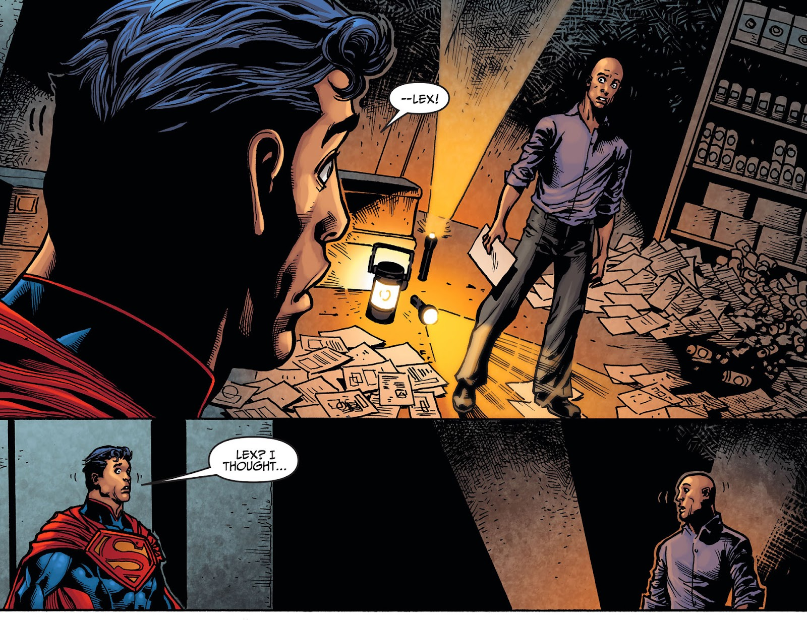 Injustice: Gods Among Us [I] Issue #20 #21 - English 17