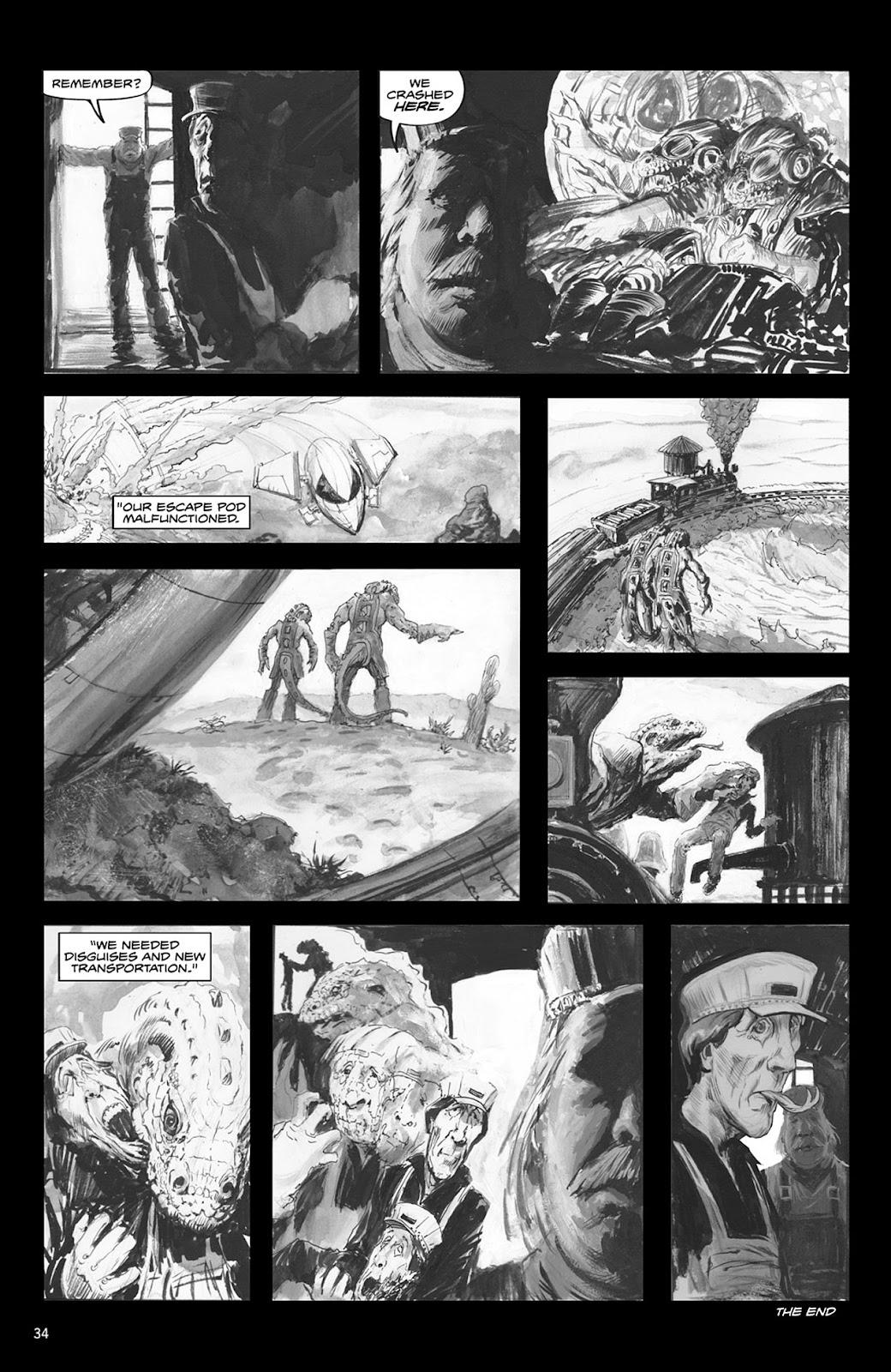 Creepy (2009) Issue #6 #6 - English 36