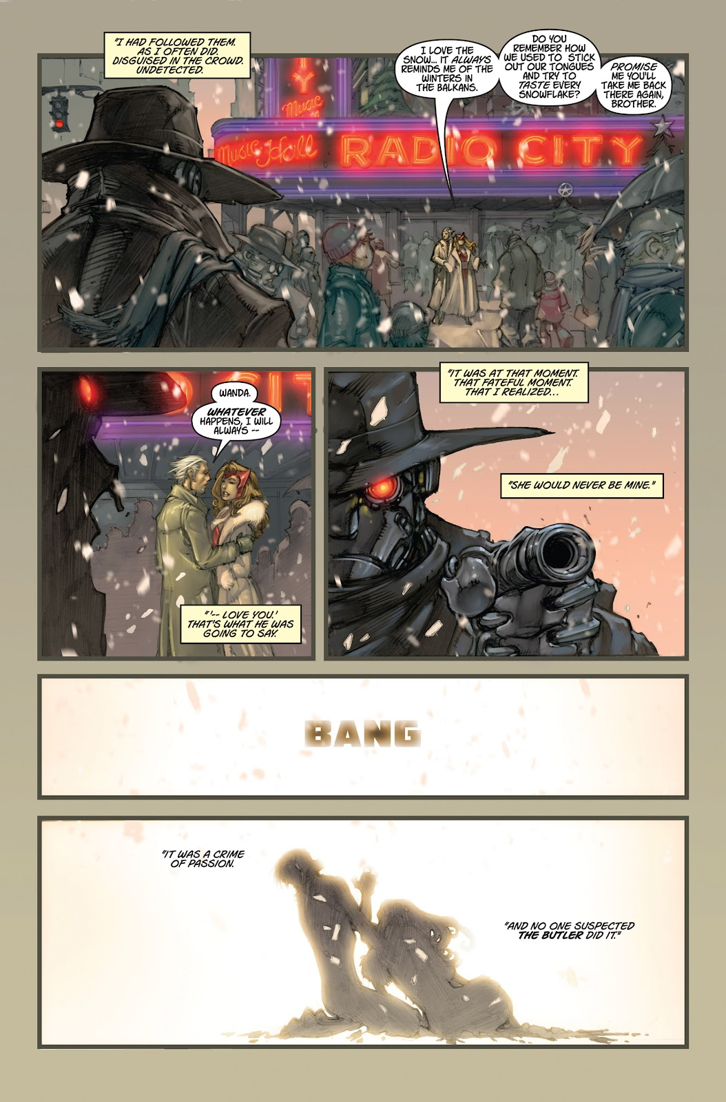 Ultimates 3 Issue #5 #5 - English 6