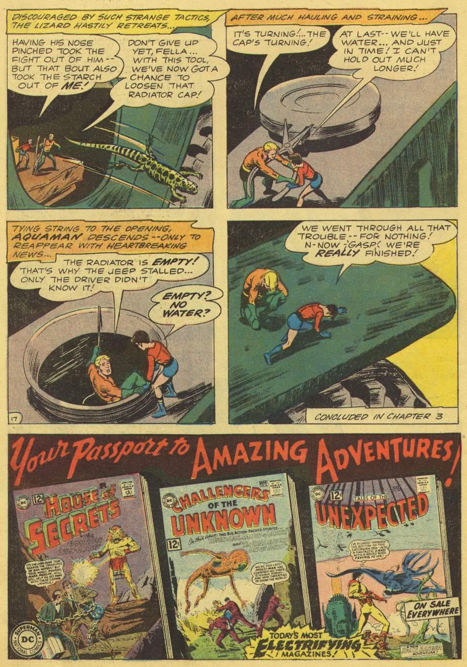 Aquaman (1962) Issue #1 #1 - English 22