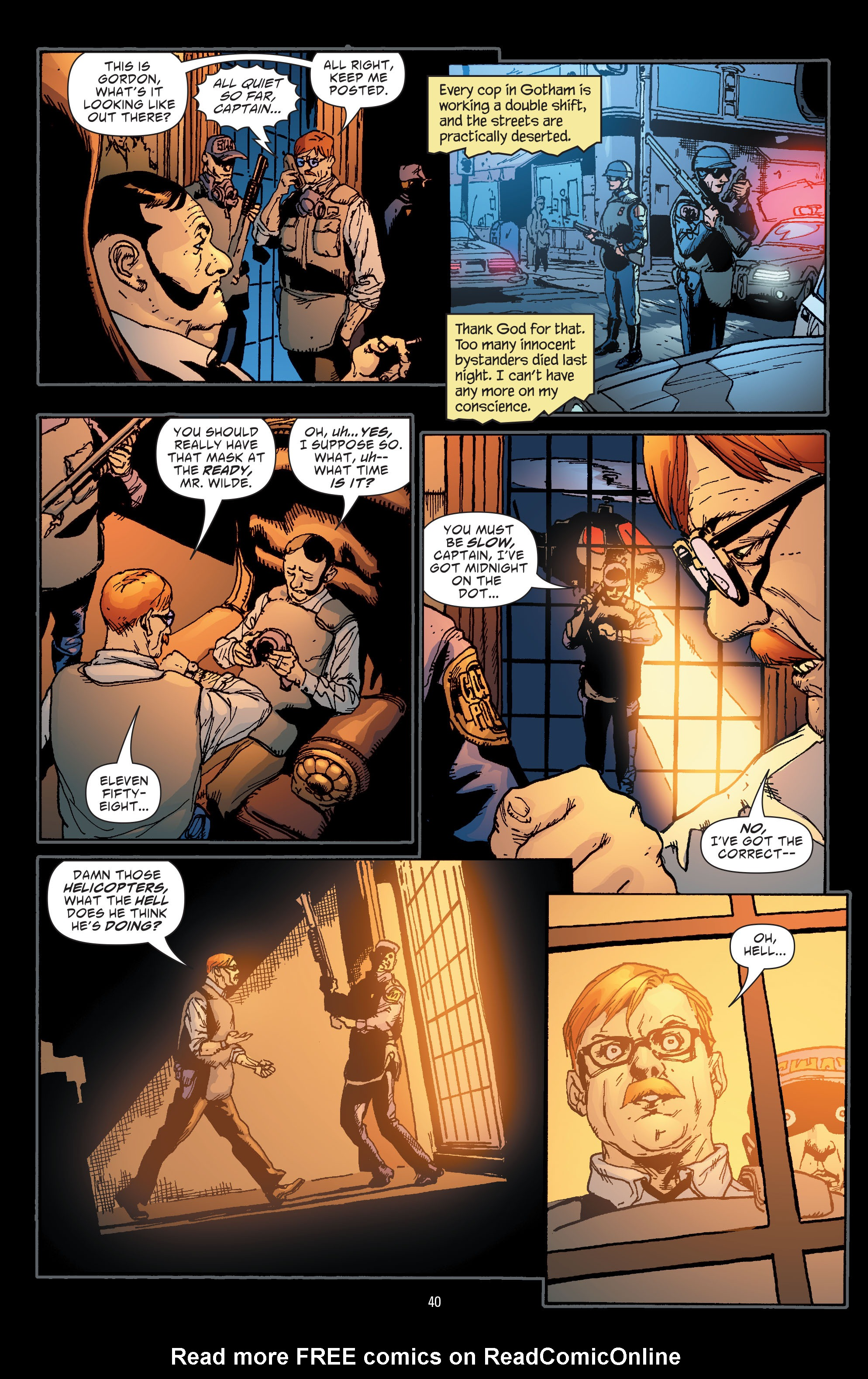 Batman: The Man Who Laughs chap 1 pic 41