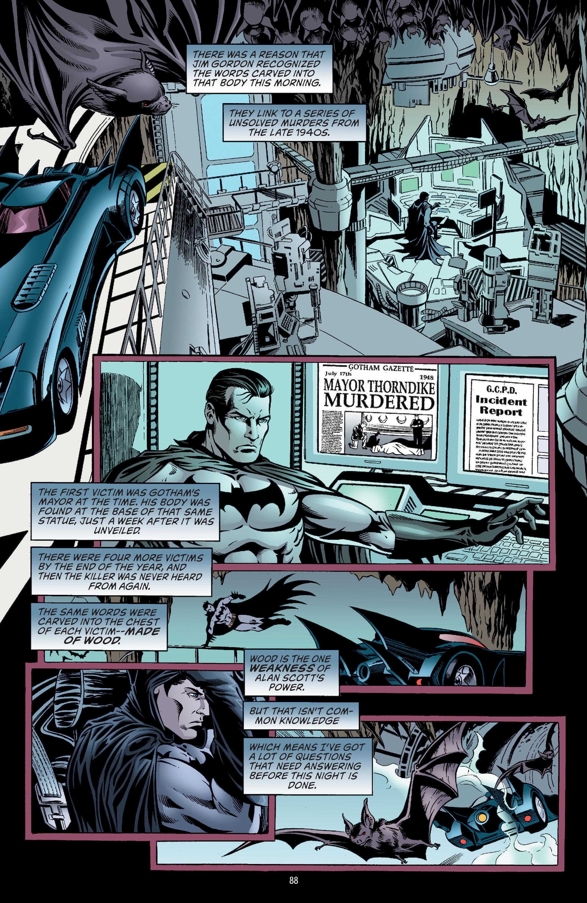 Batman: The Man Who Laughs chap 1 pic 89