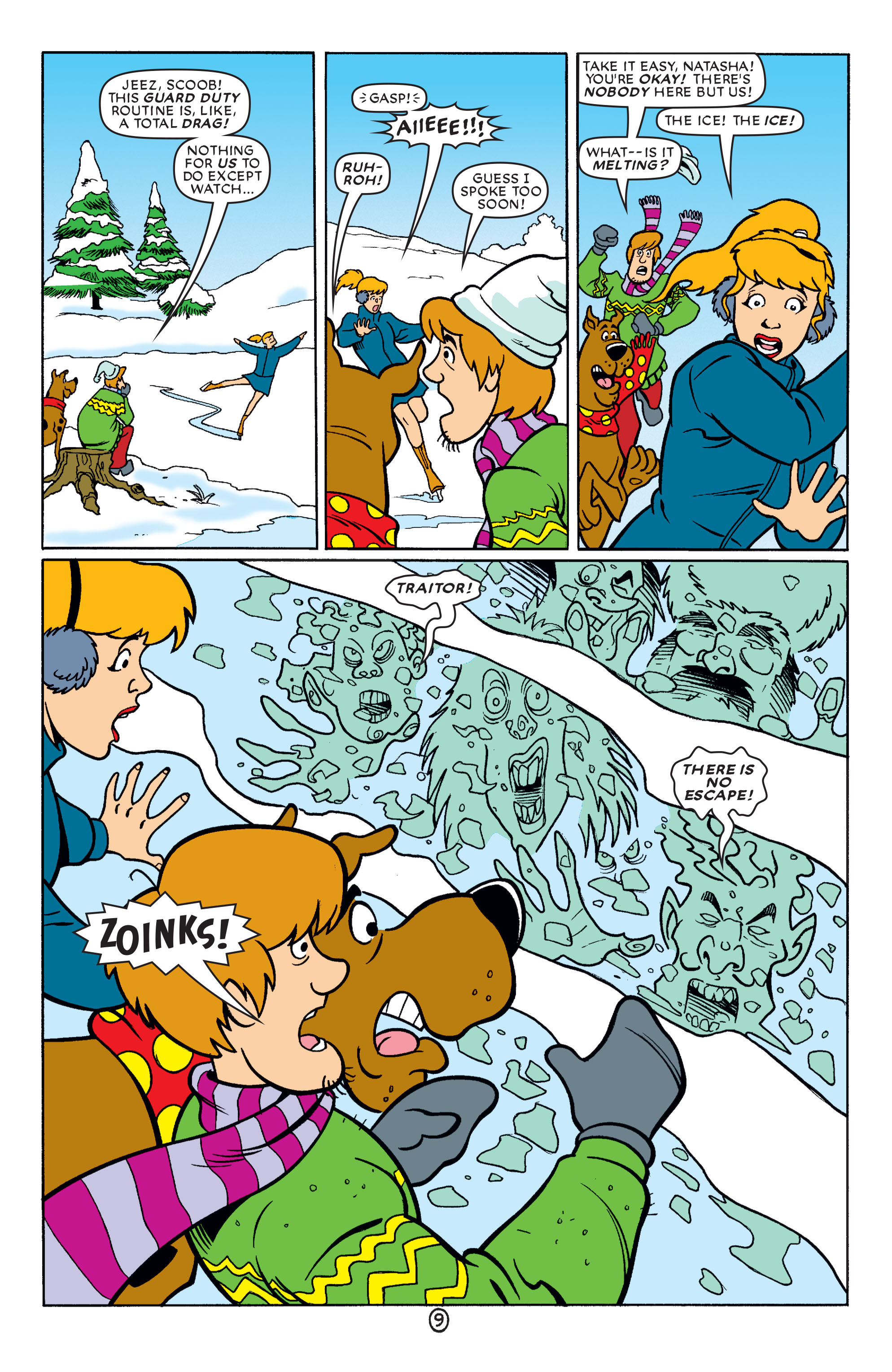 Read online Scooby-Doo (1997) comic -  Issue #67 - 10