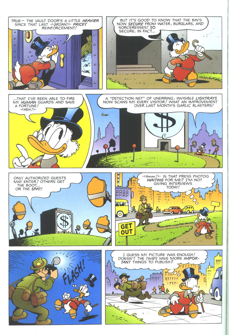 Uncle Scrooge (1953) Issue #350 #350 - English 54