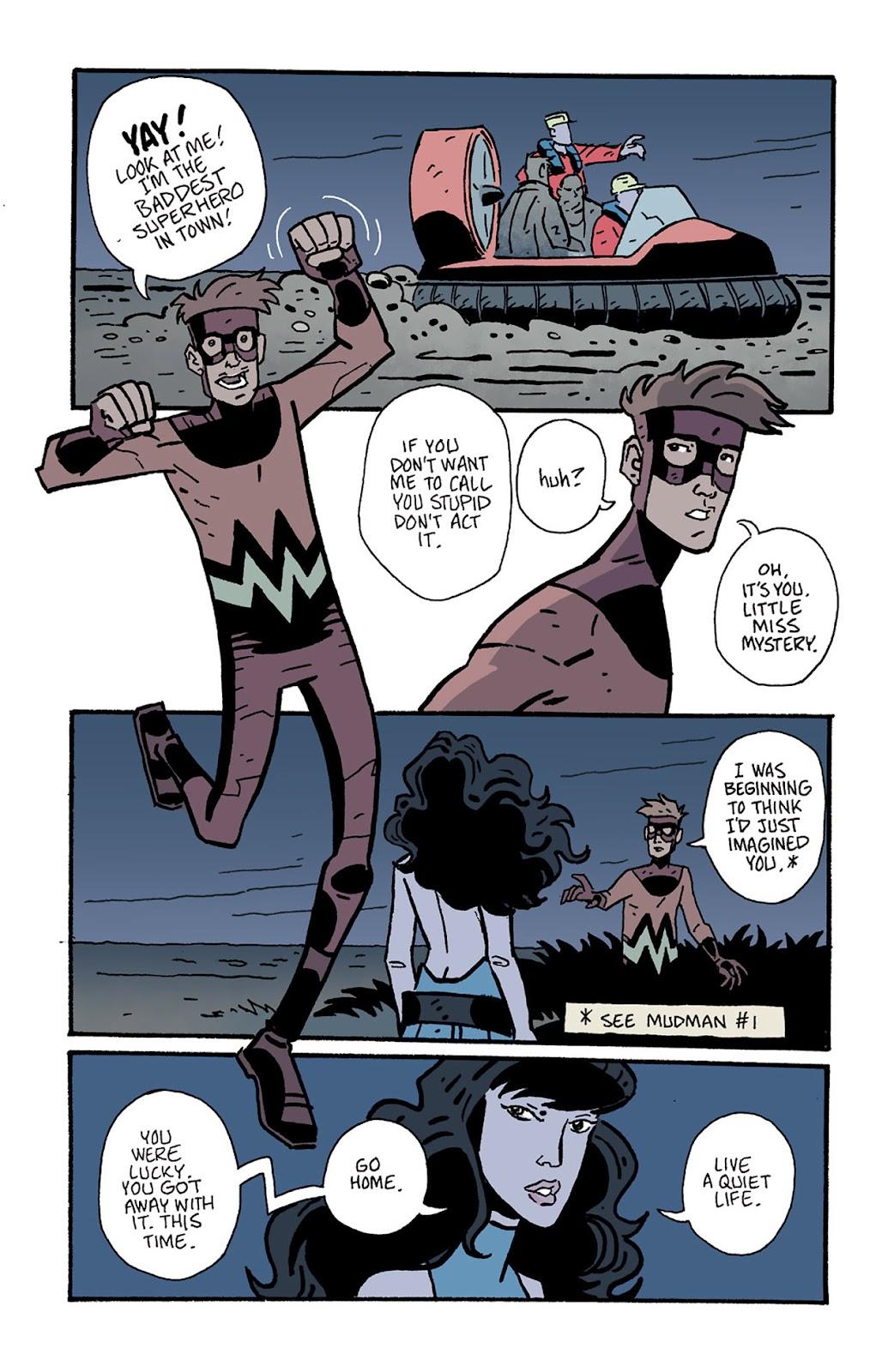 Mudman Issue #2 #2 - English 27