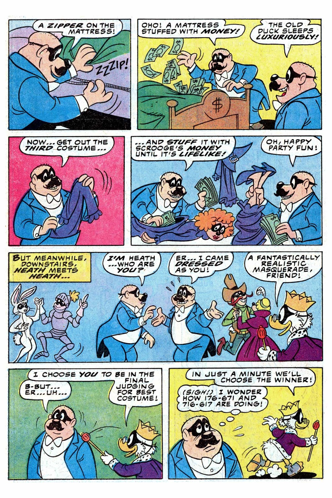 Uncle Scrooge (1953) Issue #192 #192 - English 26