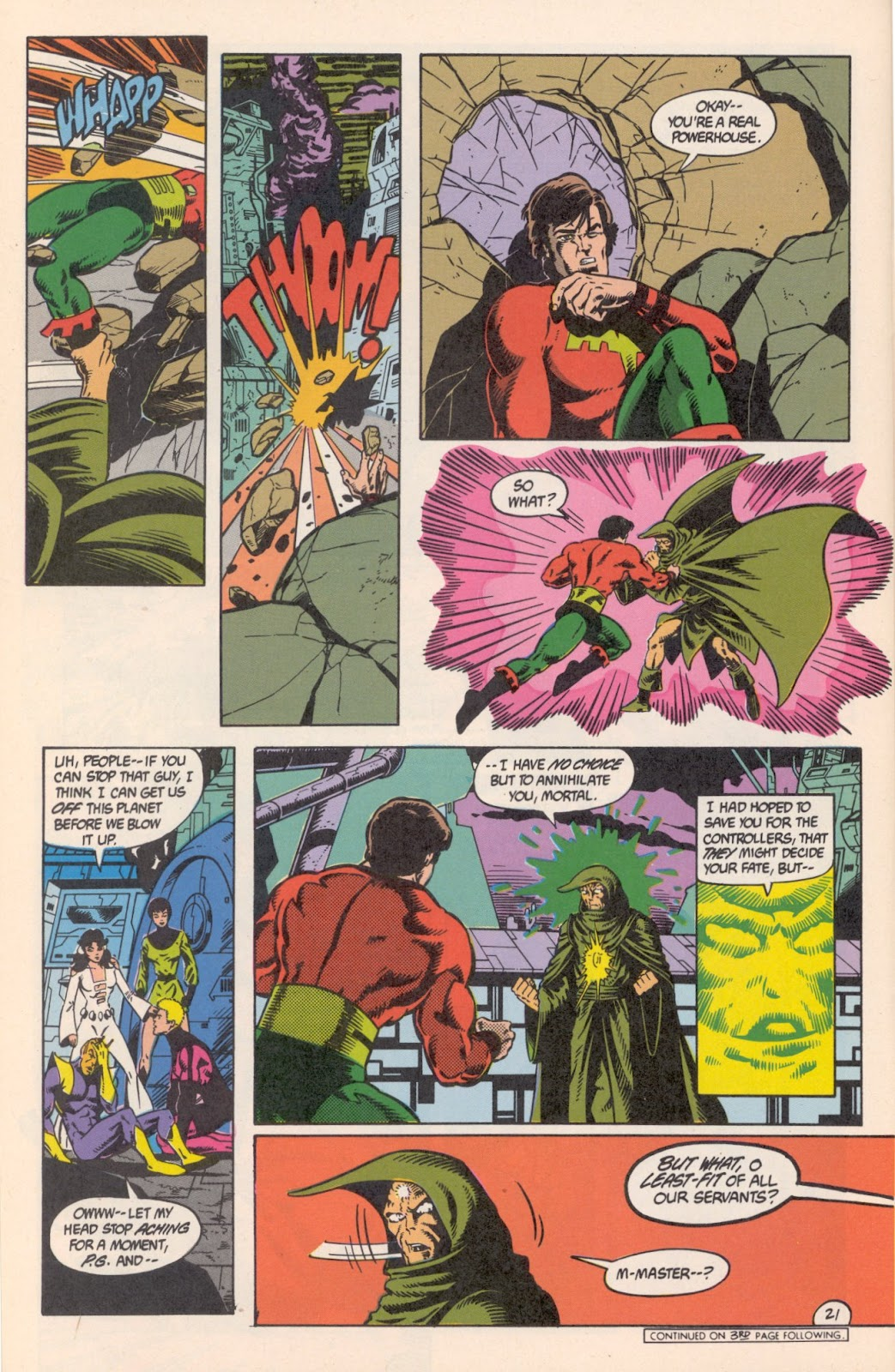 Tales of the Legion Issue #333 #20 - English 22