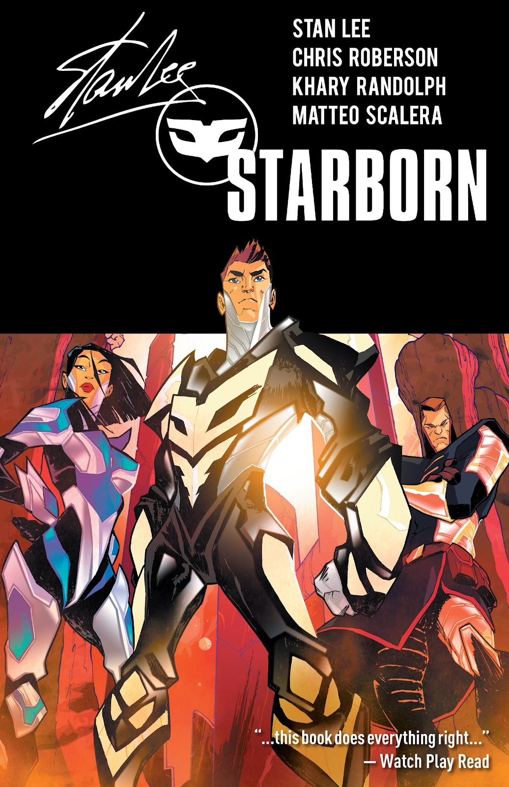 Starborn TPB 3 Page 1