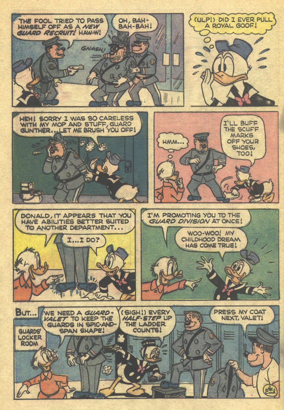 Uncle Scrooge (1953) Issue #75 #75 - English 28