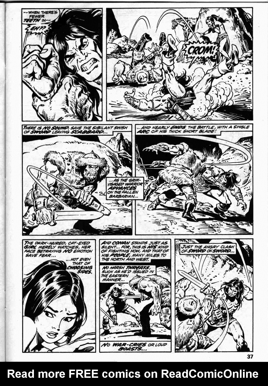 The Savage Sword Of Conan Issue #59 #60 - English 44