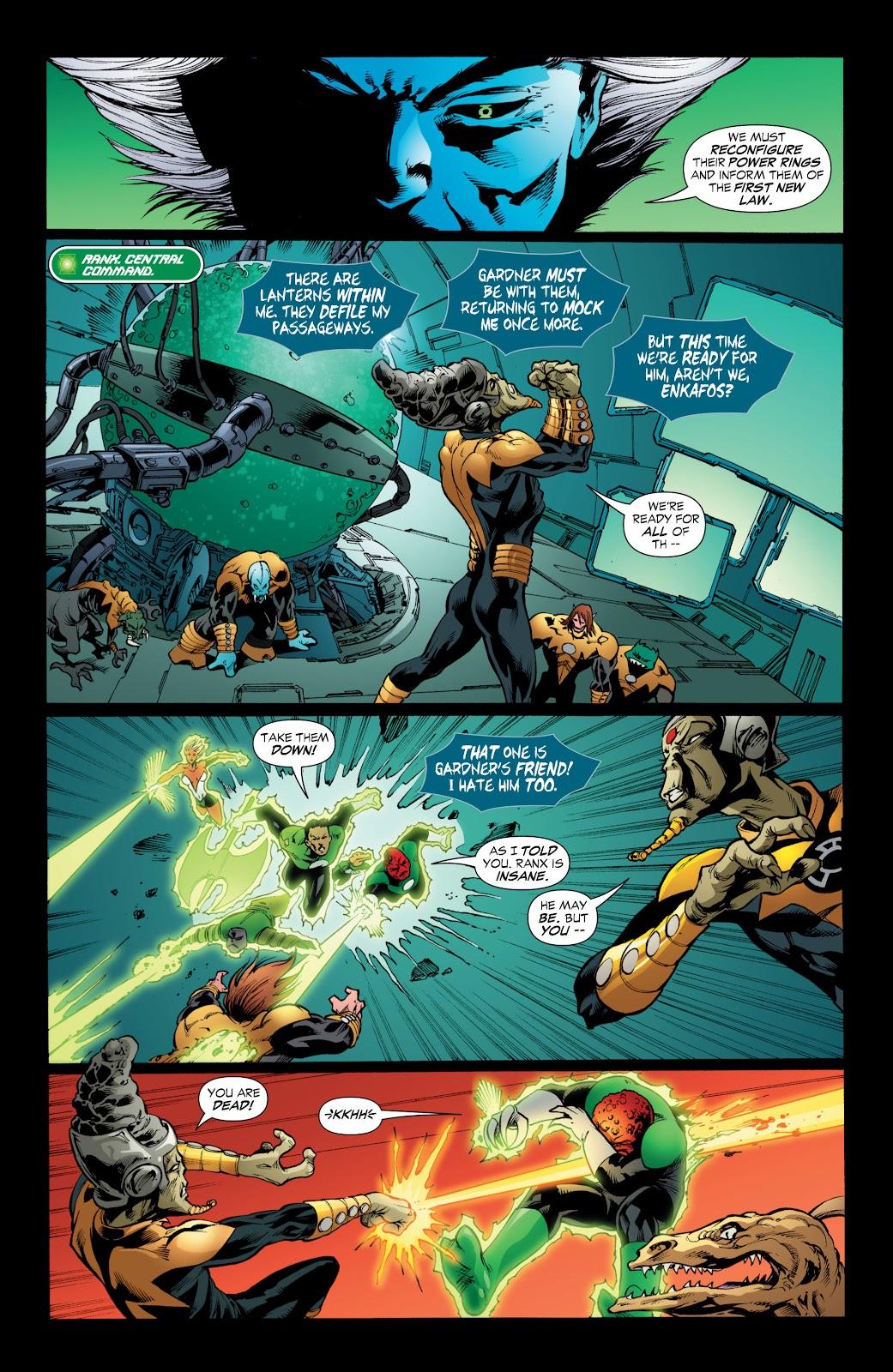 Green Lantern: The Sinestro Corps War Full #1 - English 169
