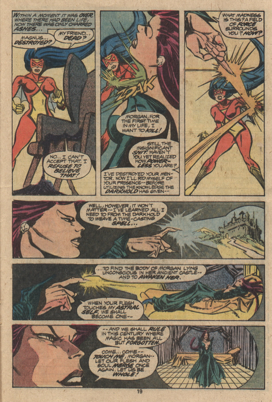 Spider-Woman (1978) #6 #45 - English 12