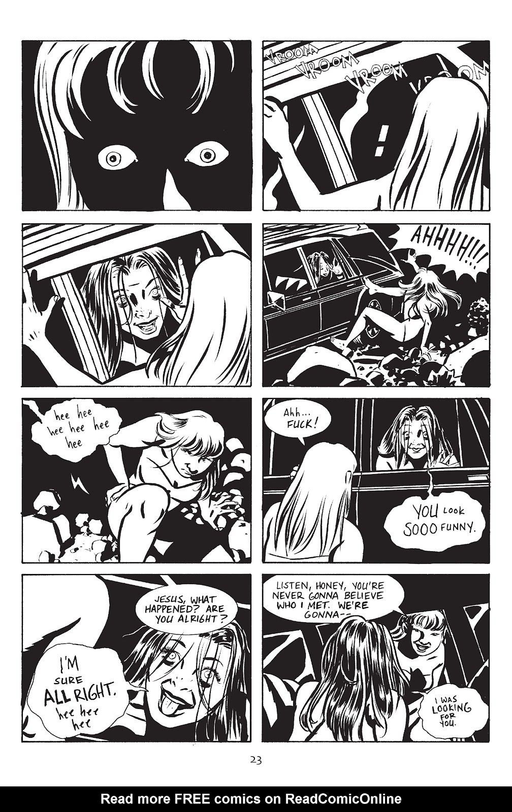 Stray Bullets Issue #11 #11 - English 25