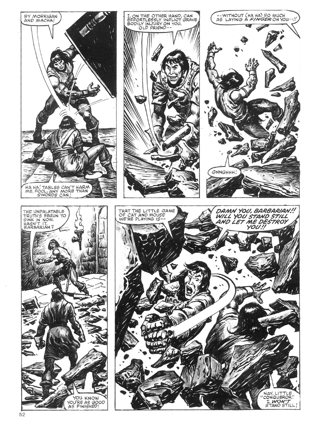 The Savage Sword Of Conan Issue #87 #88 - English 52