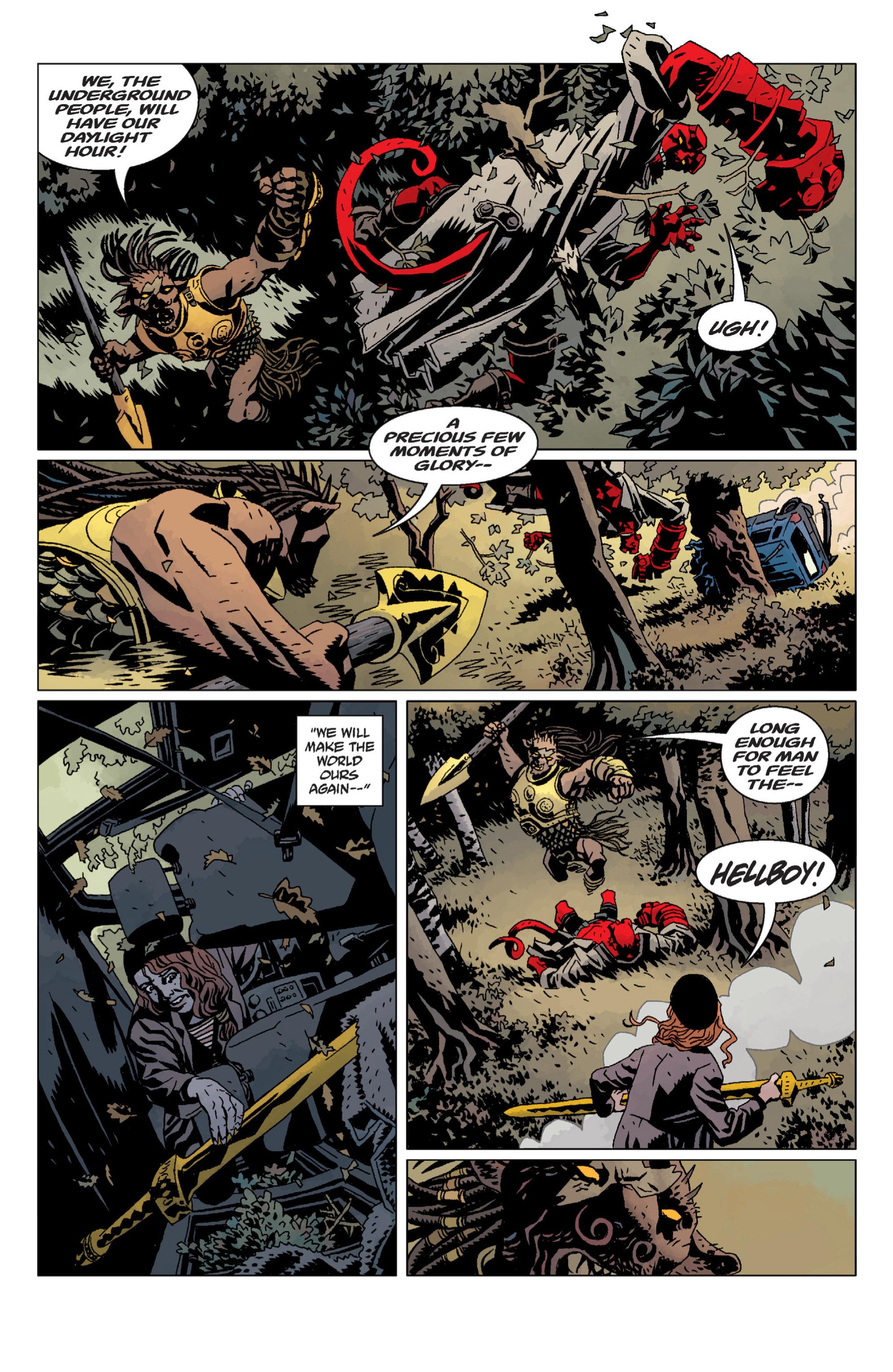 Hellboy chap 12 pic 45