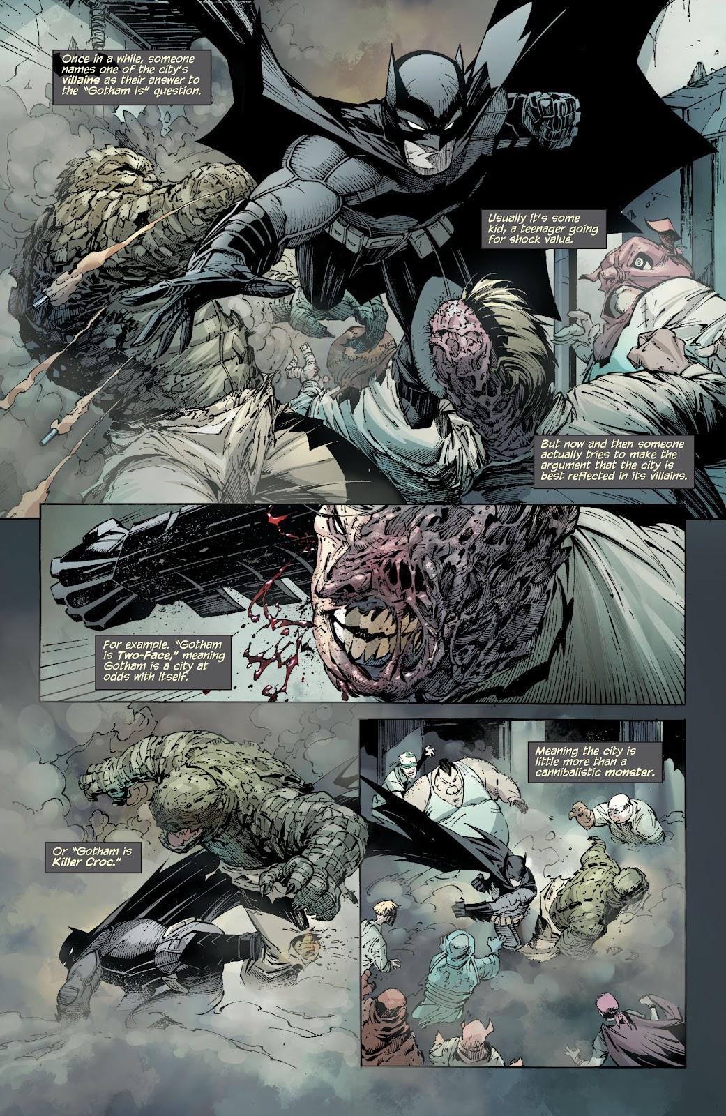 Batman (2011) Issue #1 #16 - English 4