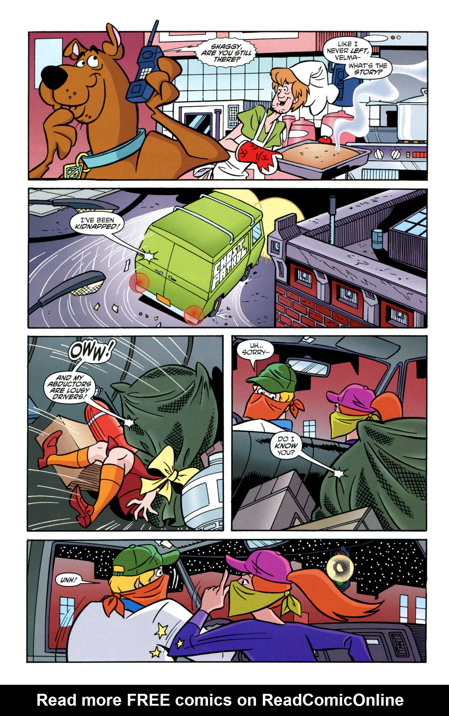 Read online Scooby-Doo: Where Are You? comic -  Issue #22 - 6
