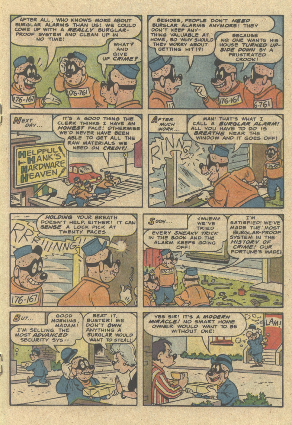 Uncle Scrooge (1953) Issue #220 #220 - English 19