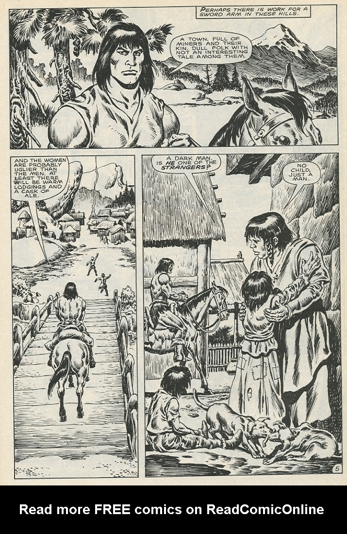 The Savage Sword Of Conan Issue #141 #142 - English 11