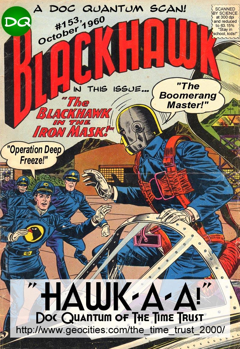 Blackhawk (1957) 153 Page 1