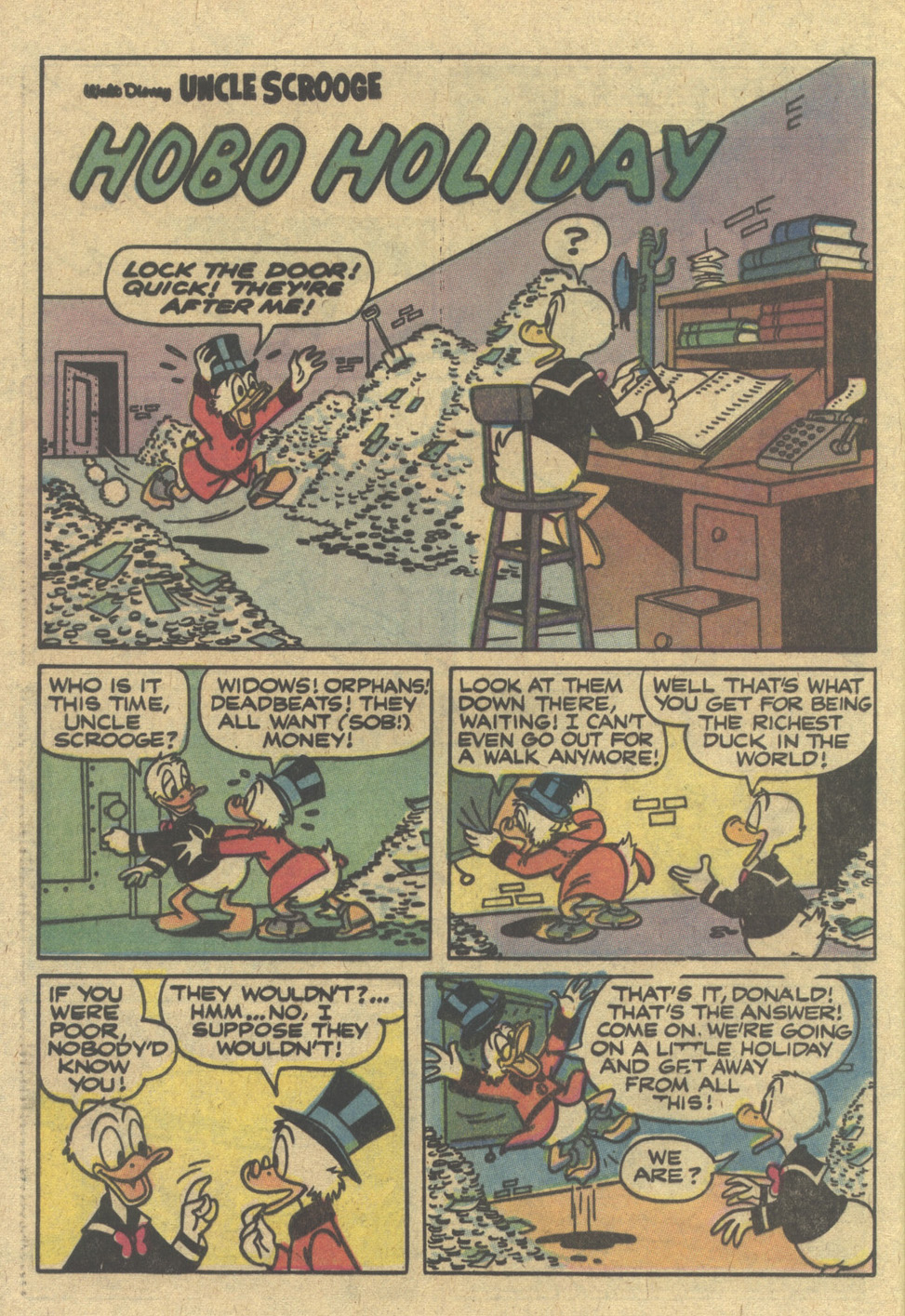 Uncle Scrooge (1953) Issue #154 #154 - English 28