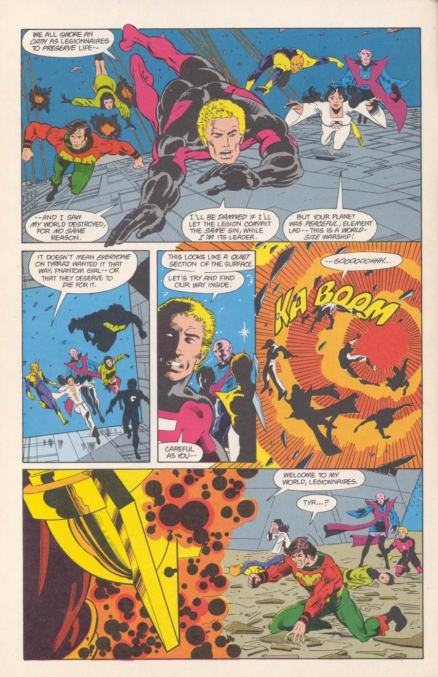 Tales of the Legion Issue #345 #32 - English 5
