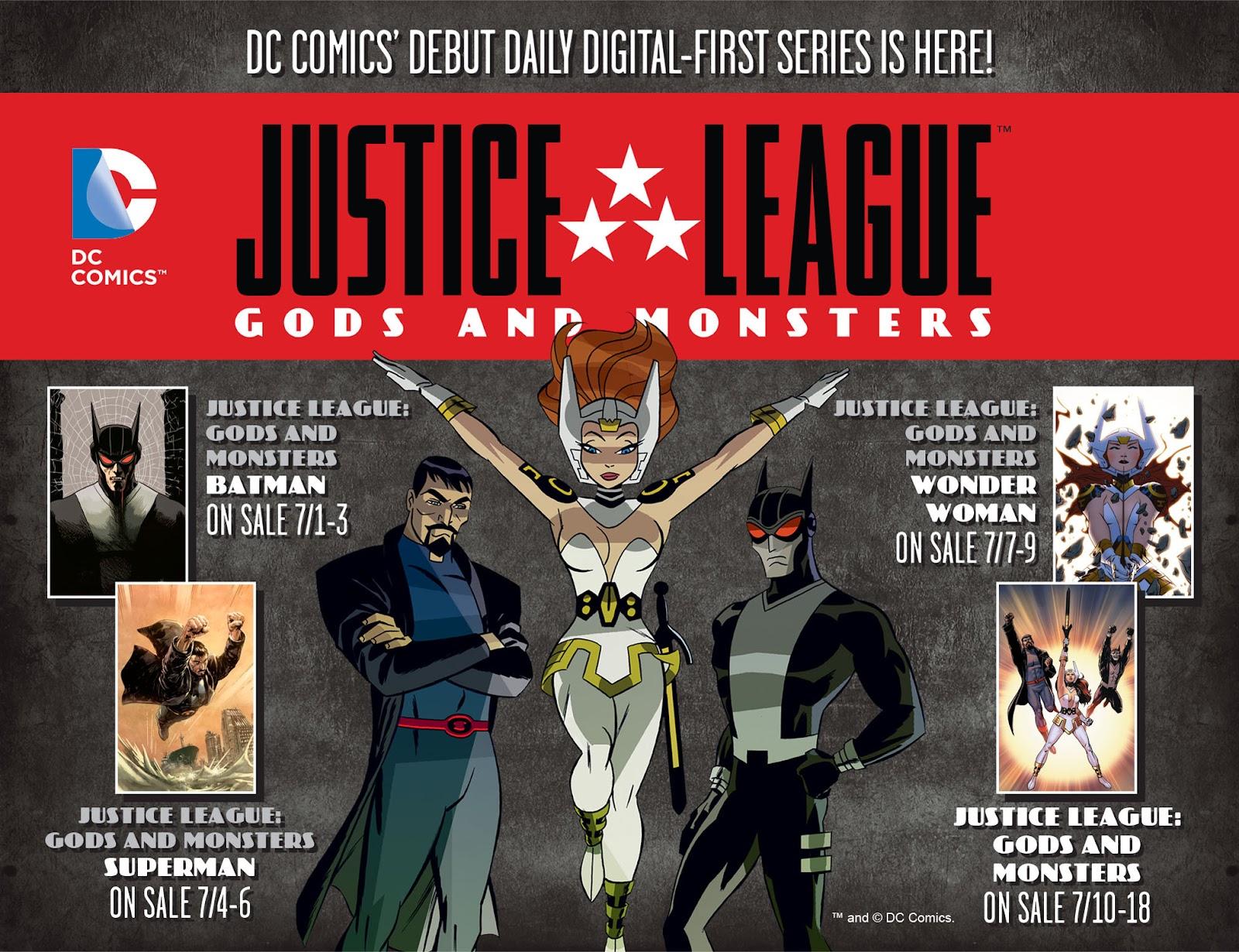 Injustice: Gods Among Us Year Four Issue #10 #11 - English 24
