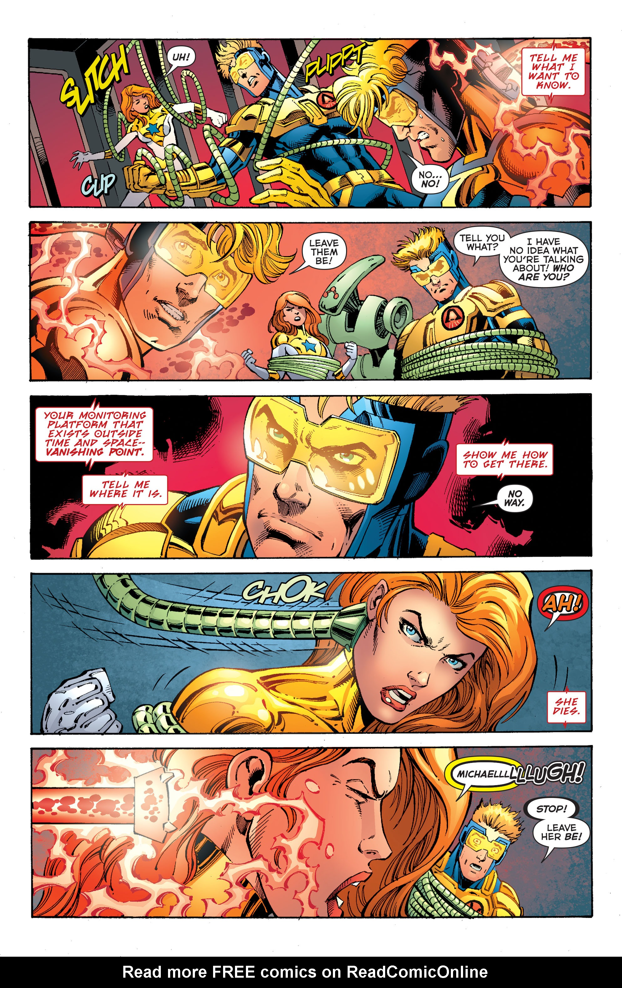 Read online Booster Gold: Futures End comic -  Issue # Full - 20