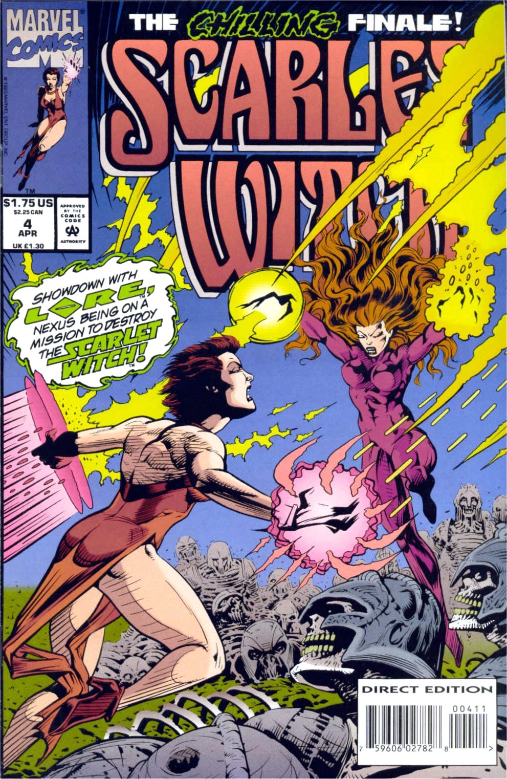Scarlet Witch (1994) Issue #4 #4 - English 1
