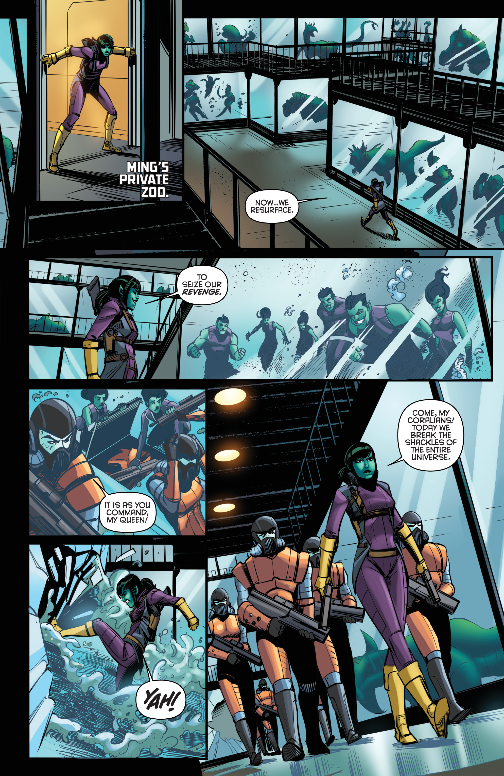 Read online Kings Quest comic -  Issue #5 - 13