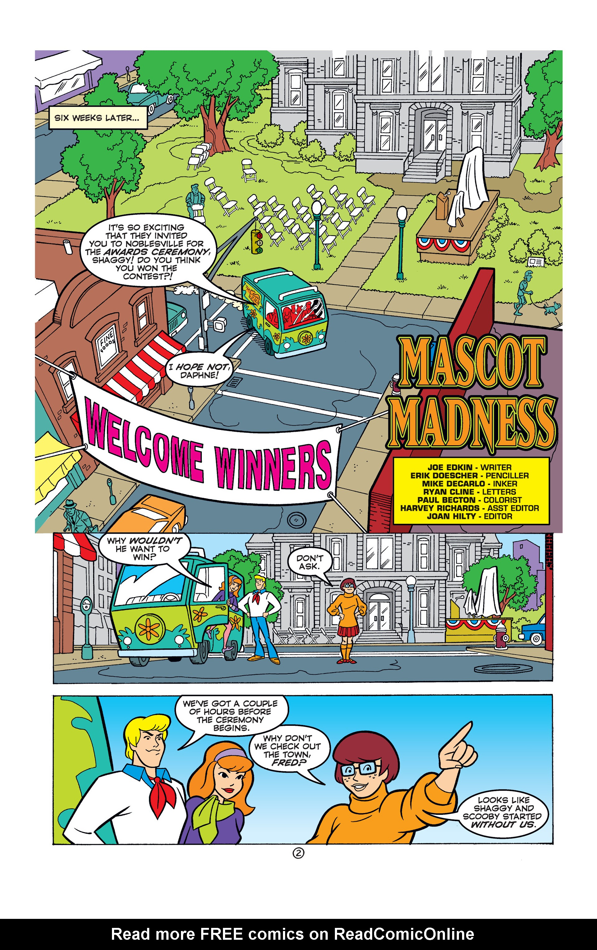 Read online Scooby-Doo (1997) comic -  Issue #43 - 15