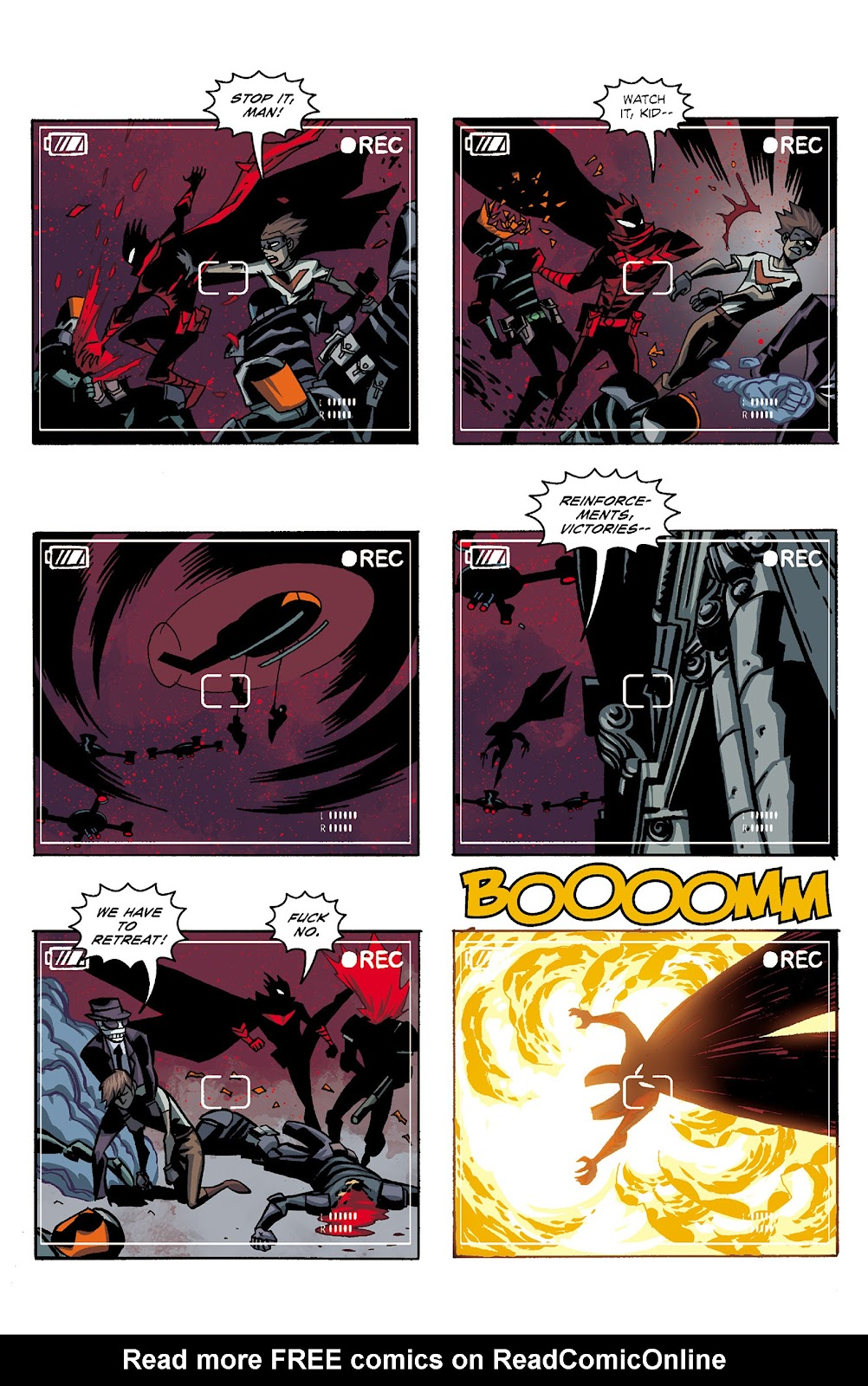 The Victories (2013) Issue #11 Page 11