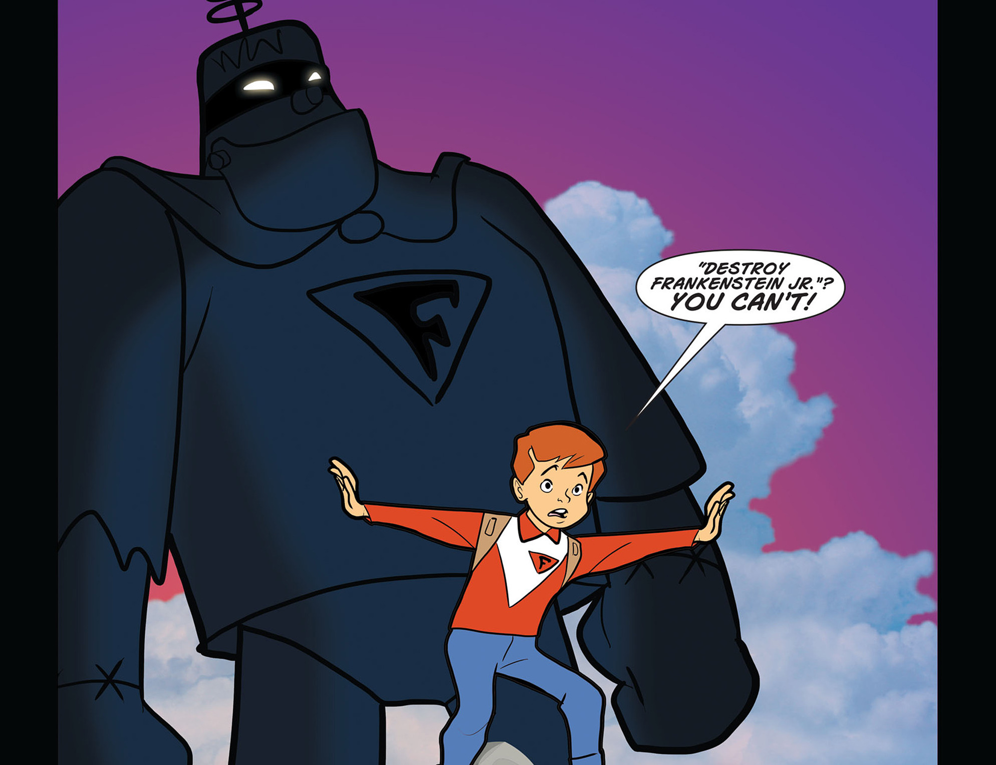 Read online Scooby-Doo! Team-Up comic -  Issue #44 - 4