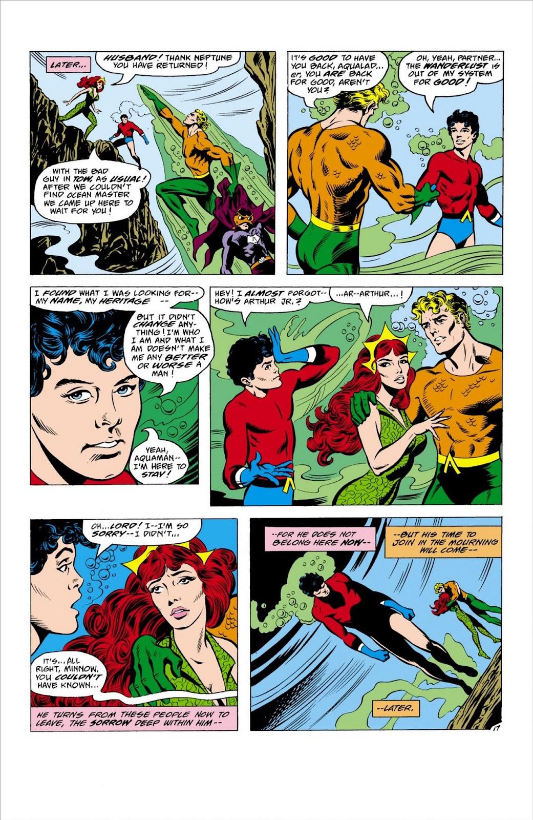 Aquaman (1962) Issue #63 #63 - English 18