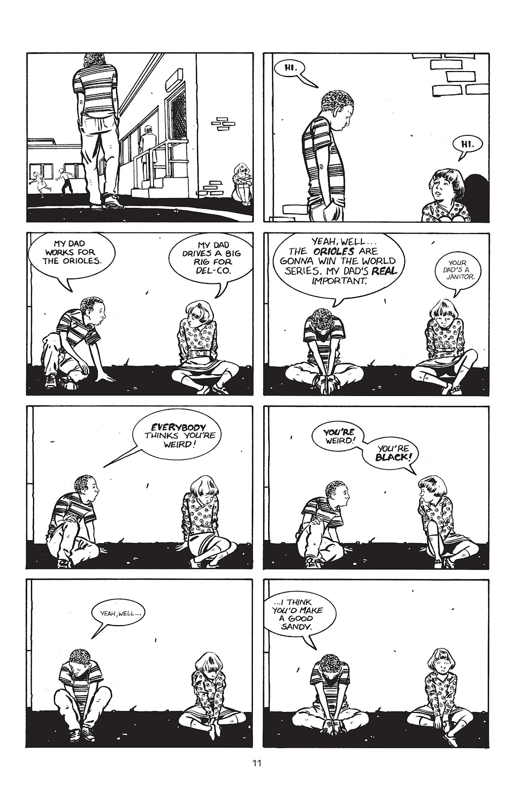 Stray Bullets Issue #2 #2 - English 13