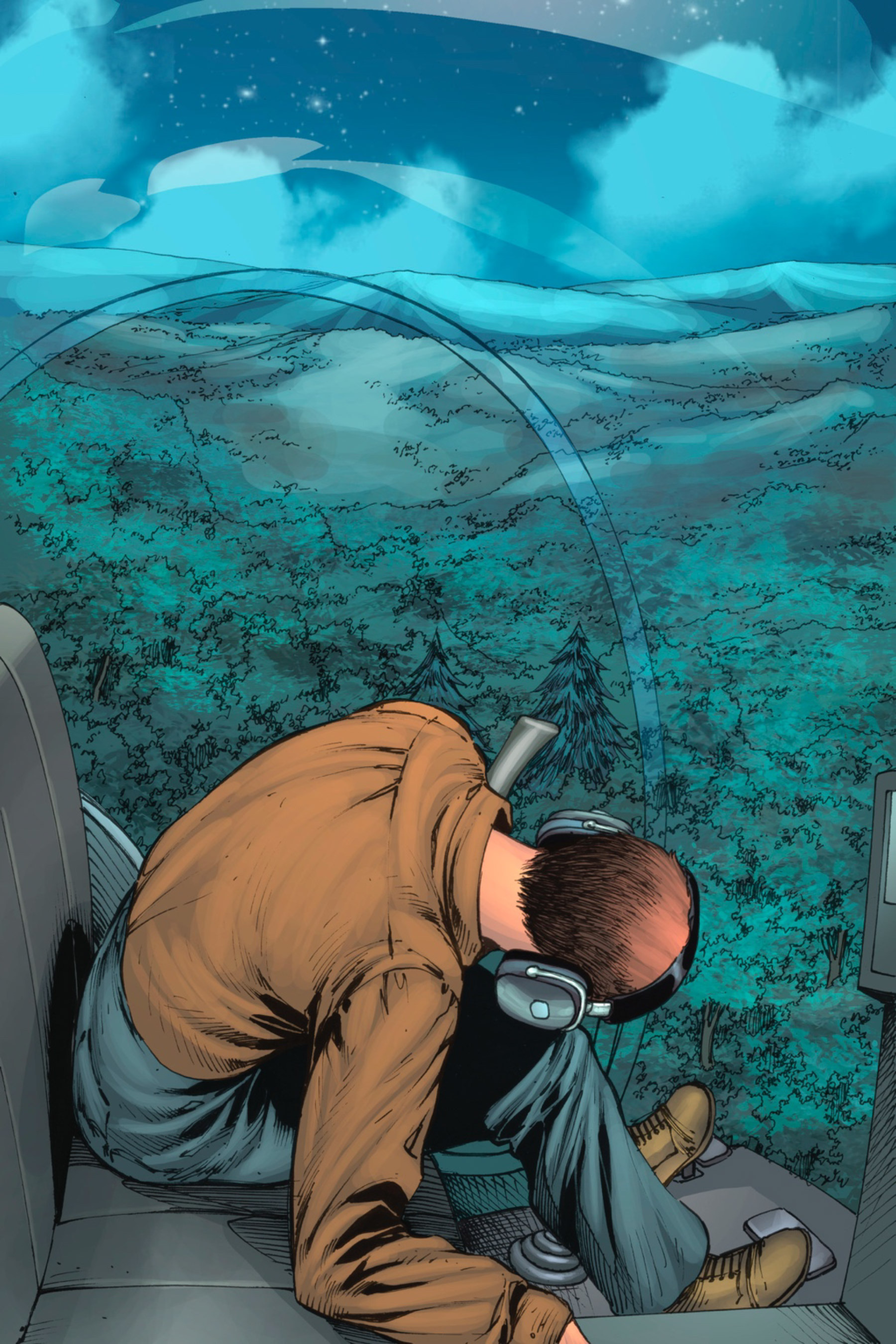 Read online Z-Men comic -  Issue #3 - 49
