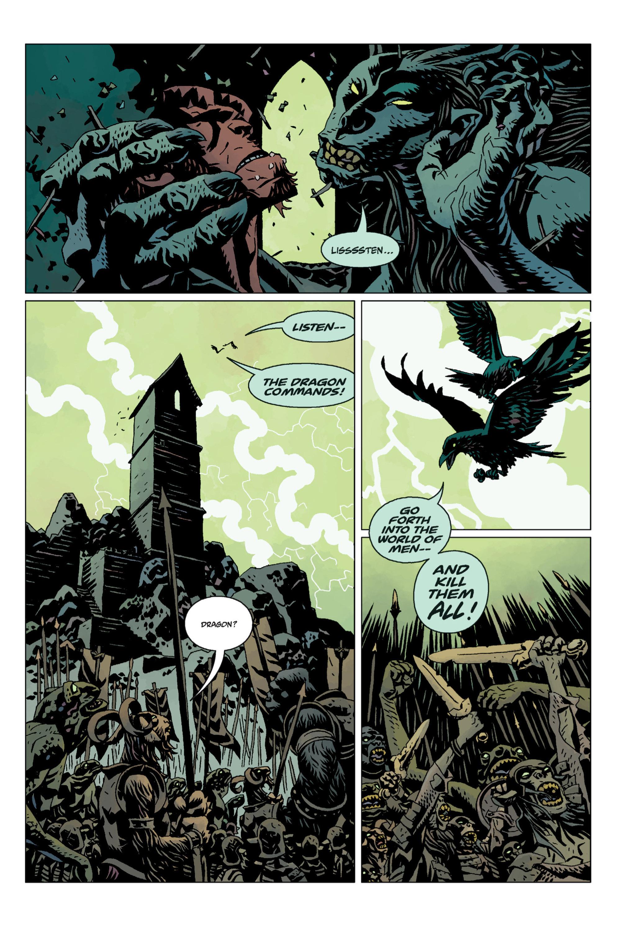 Hellboy chap 12 pic 111
