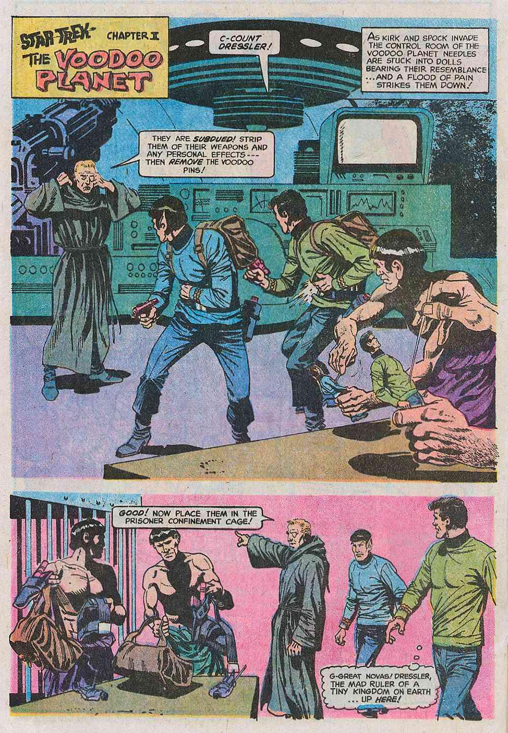 Star Trek (1967) #45 #45 - English 14