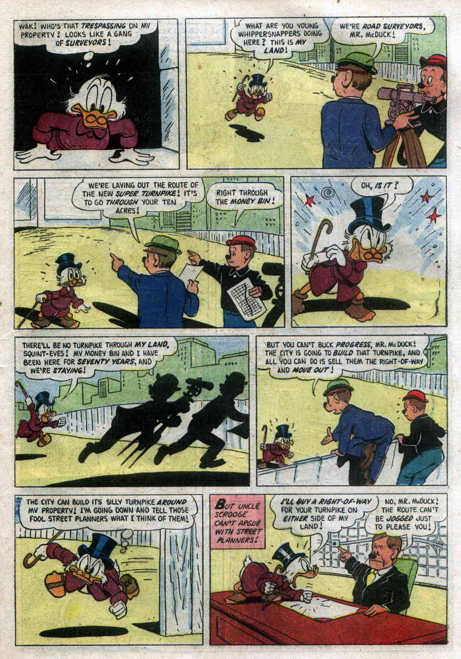 Uncle Scrooge (1953) Issue #15 #15 - English 29