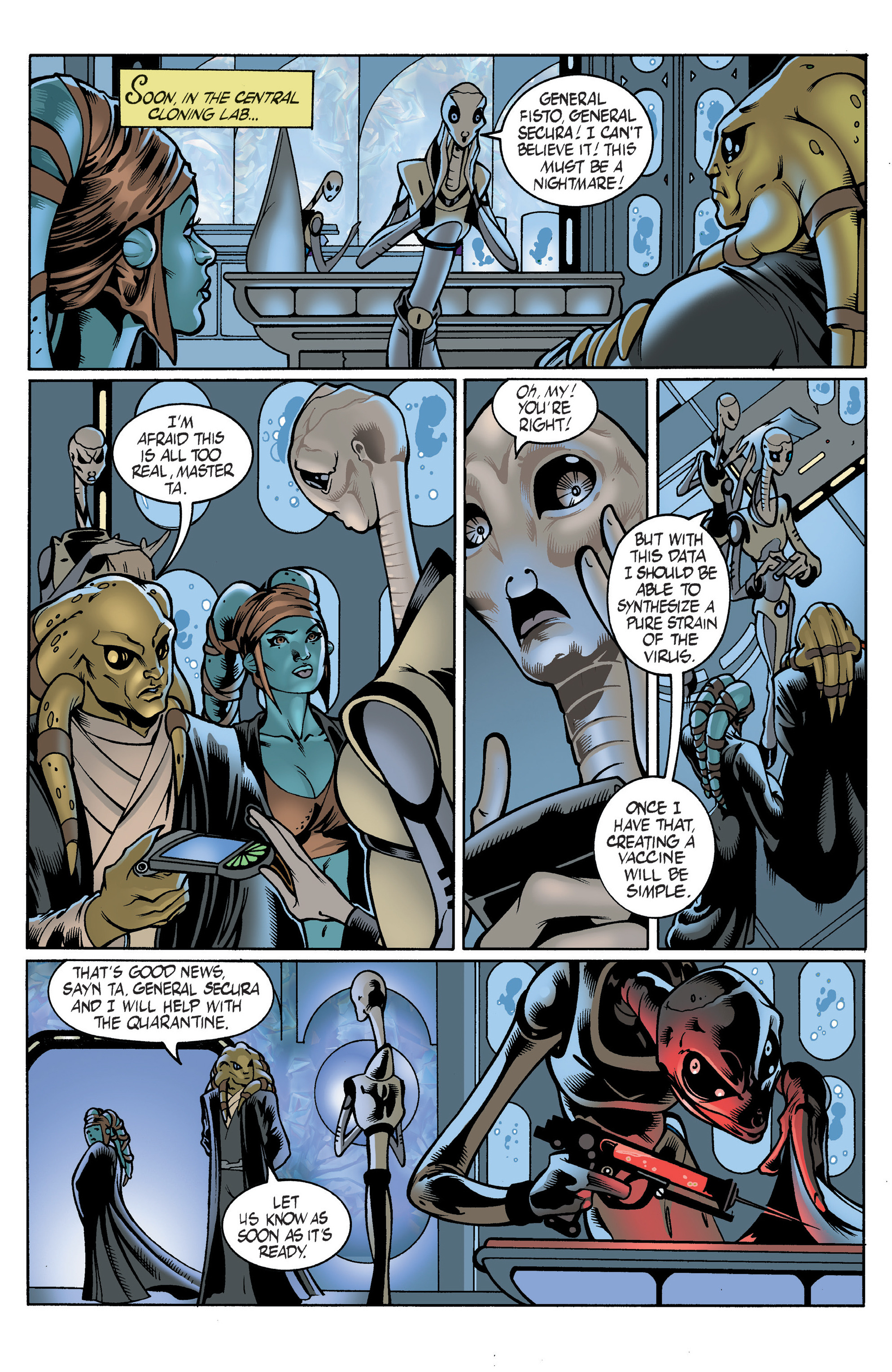 Star Wars Legends Epic Collection: The Clone Wars chap 1 pic 33