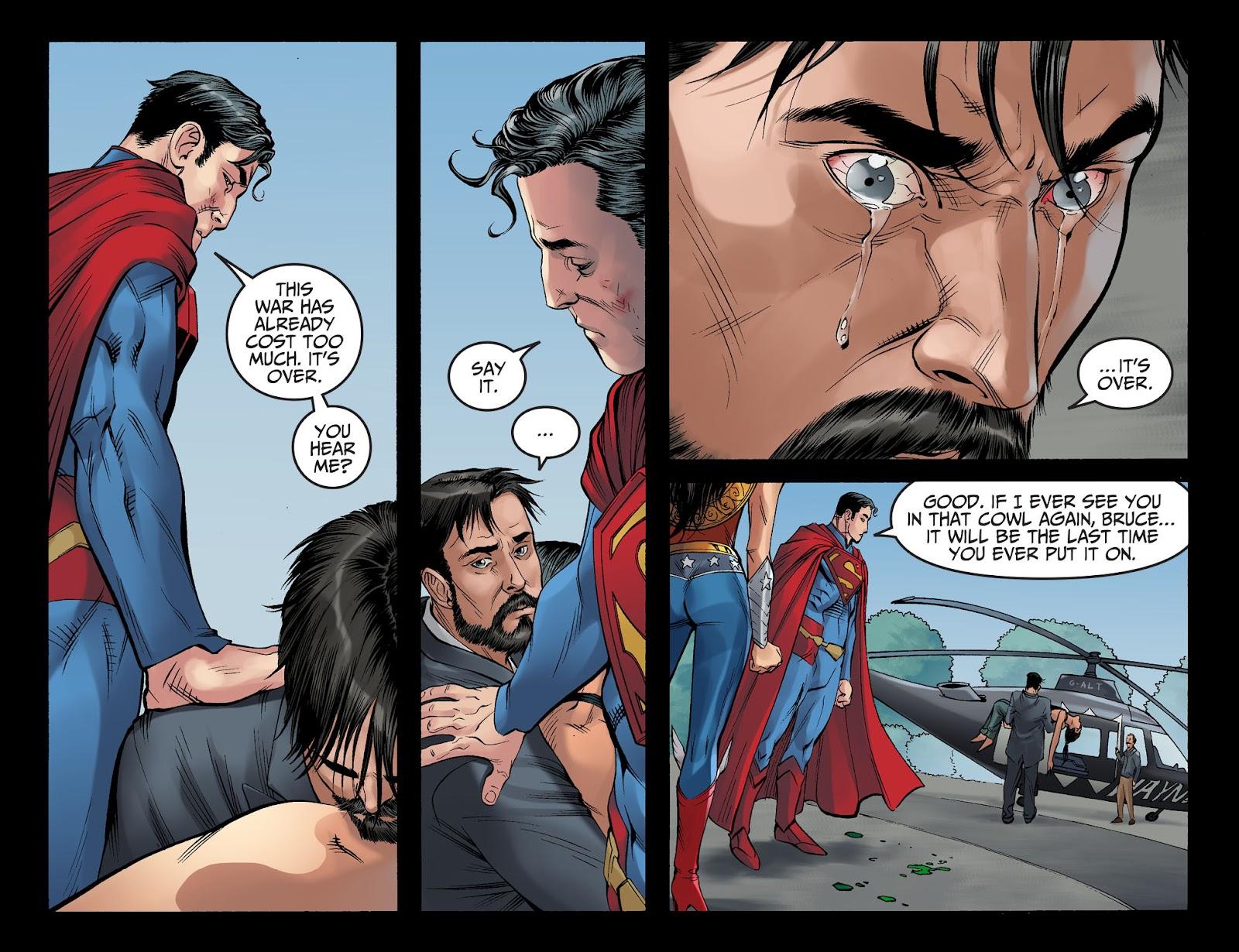 Injustice: Gods Among Us Year Four Issue #4 #5 - English 18