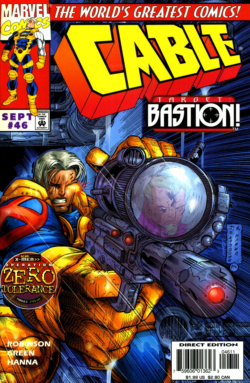 Cable (1993) 46 Page 1