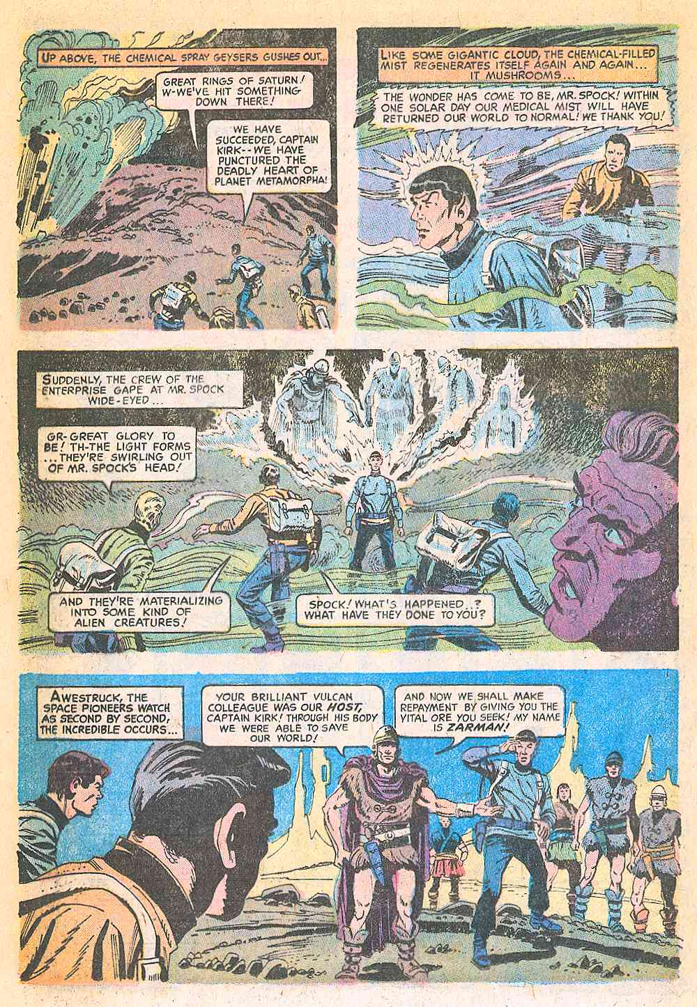Star Trek (1967) Issue #35 #35 - English 18