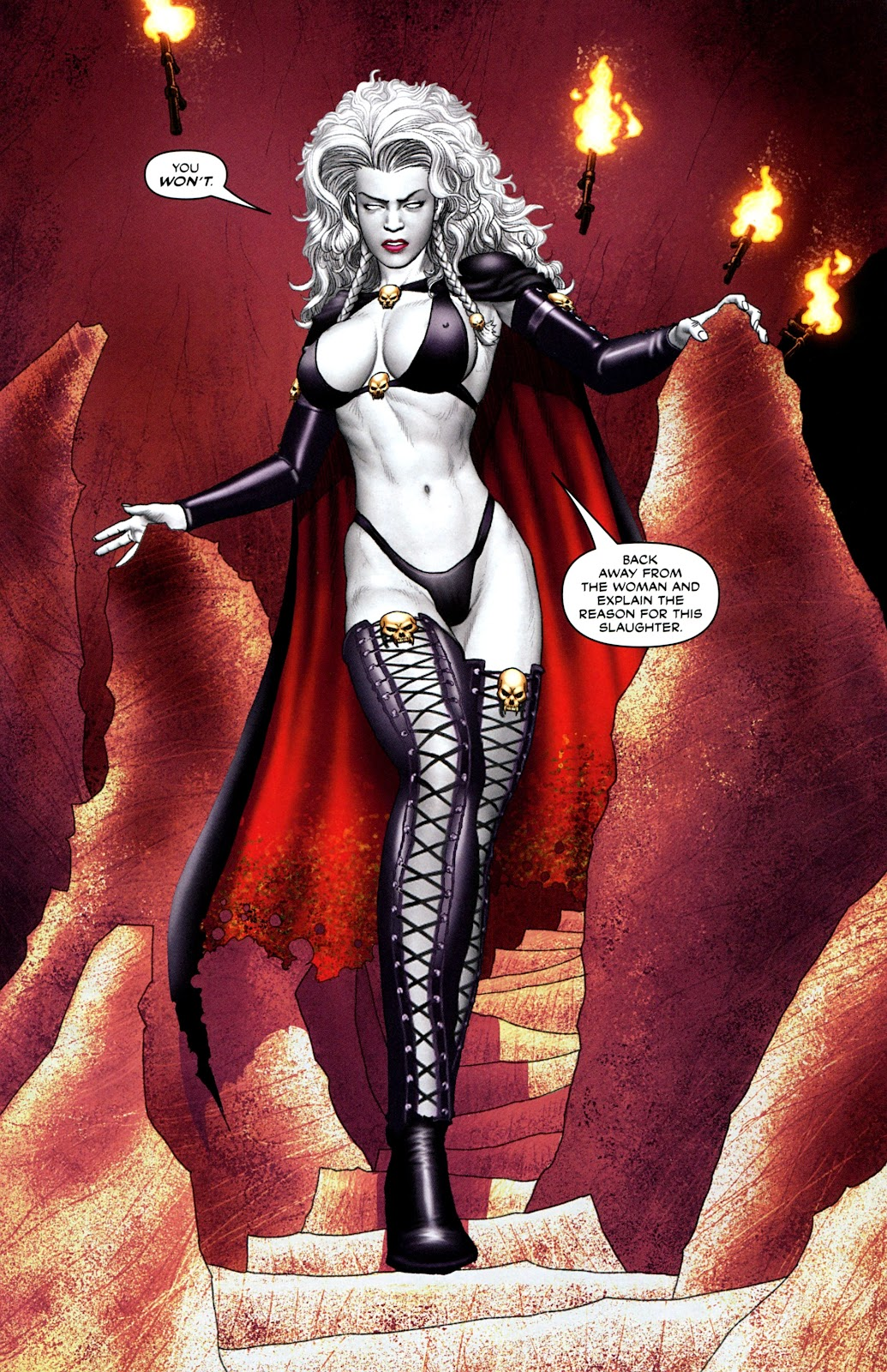 Lady Death (2010) Issue #25 #28 - English 9