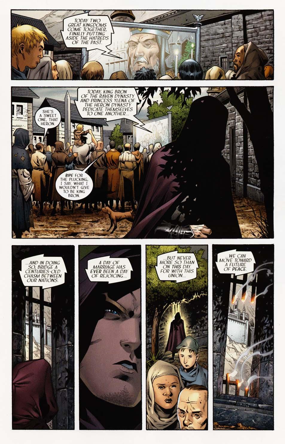 Read online Scion comic -  Issue #35 - 15