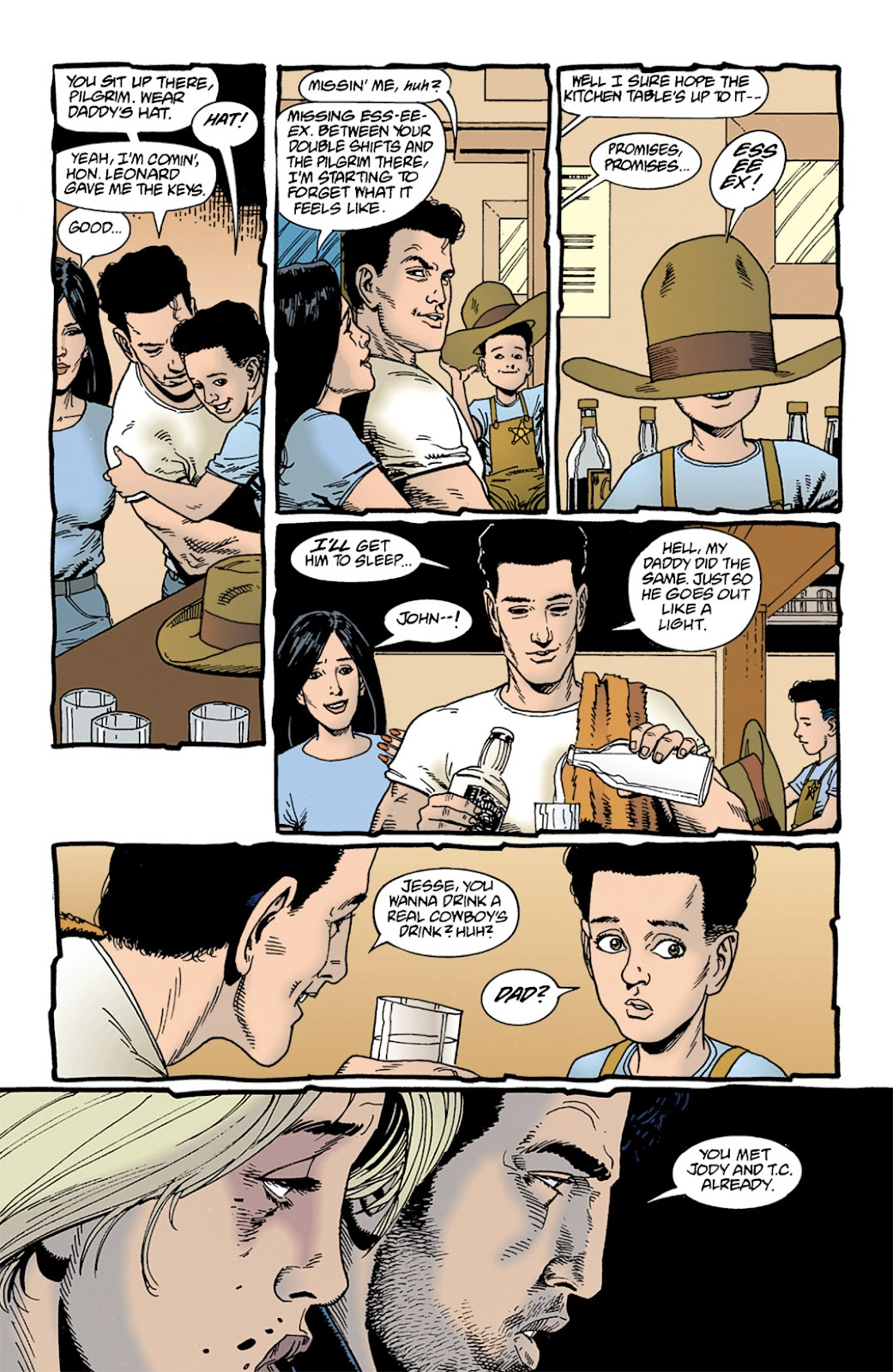 Preacher Issue #9 #18 - English 10