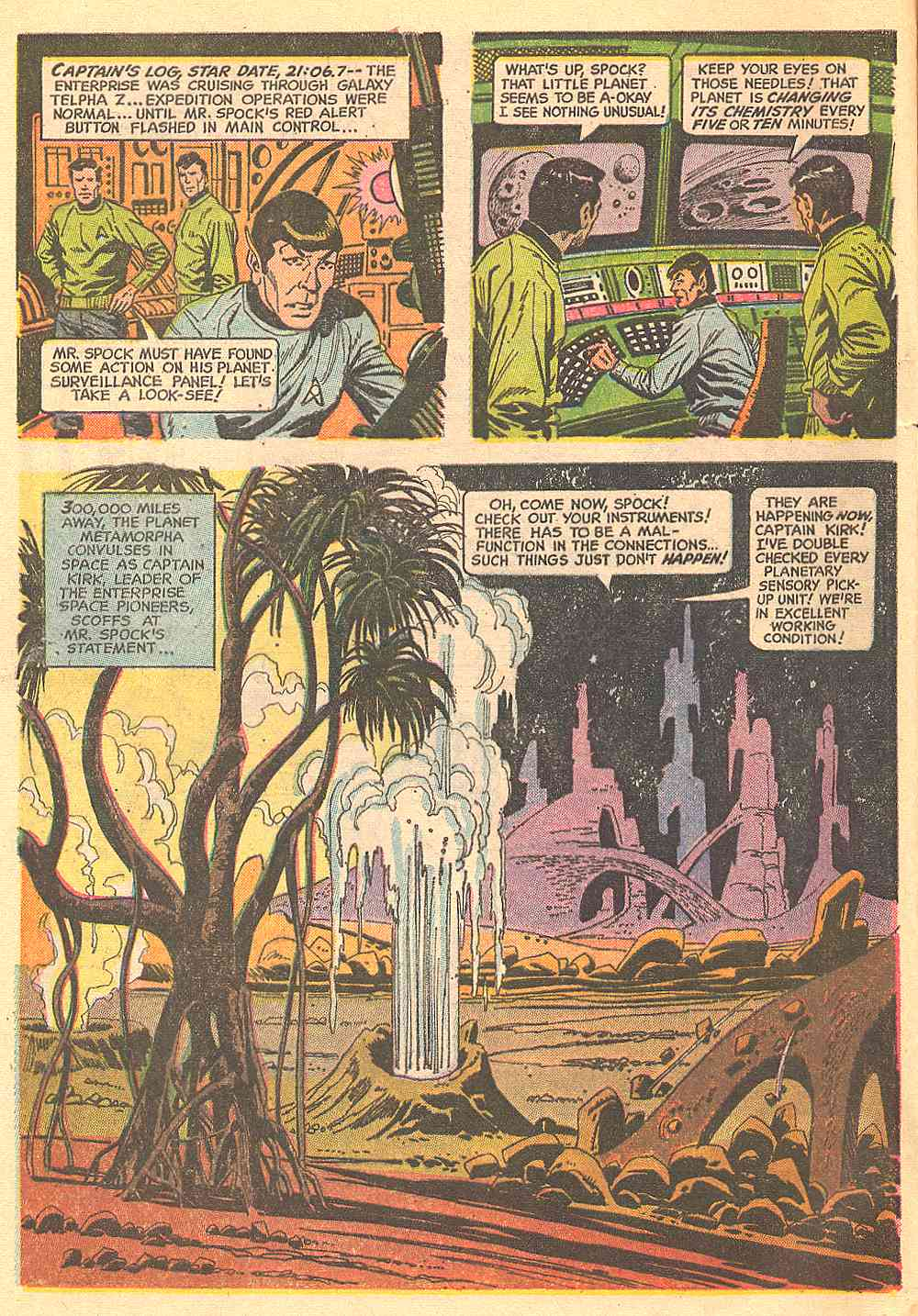 Star Trek (1967) Issue #4 #4 - English 3