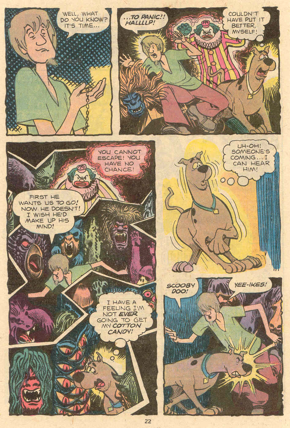 Read online Scooby-Doo (1977) comic -  Issue #2 - 15
