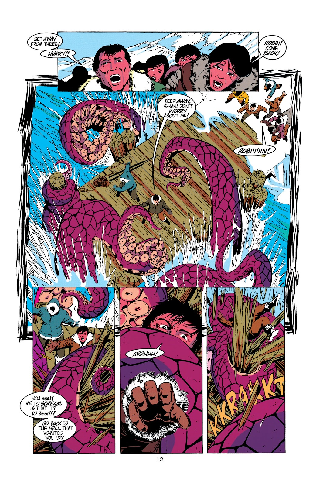 Aquaman (1994) Issue #5 #11 - English 13